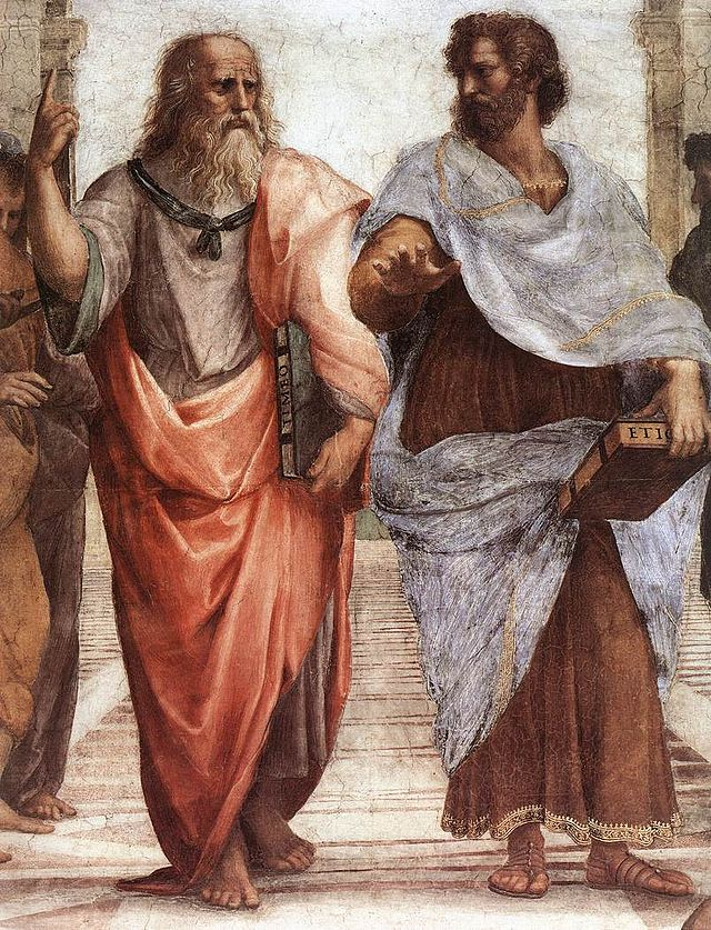 The Greek Philosopher Plato