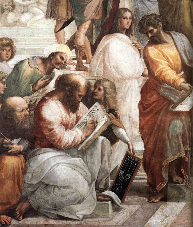 The Pythagorean School of Greek Philosophy