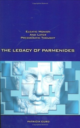 Parmenides and The Eleatic School